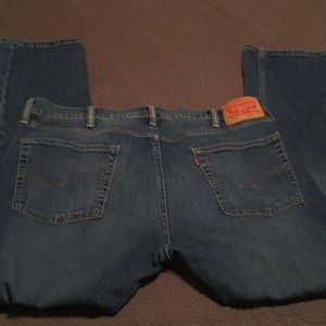 Men's Levi's 513 size 38/32 like new